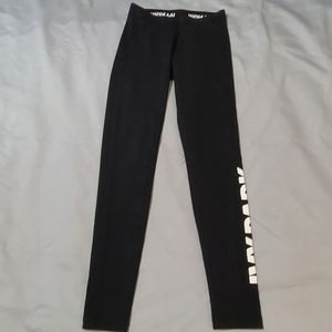 Ivy Park Black Leggings XS